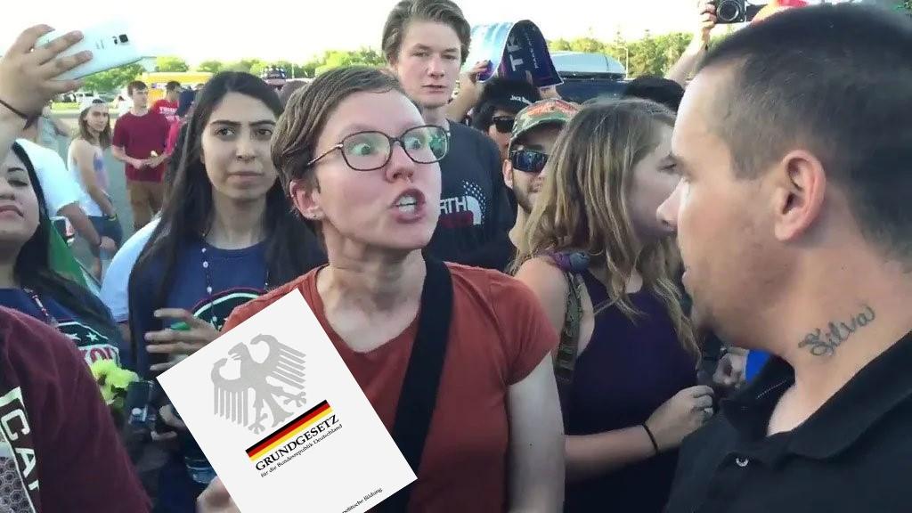 Szenario Bürgerkrieg Deutschland
